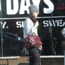 Dakota Johnson in Black Leggings – Leaves a yoga class in Los Angeles