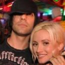 Holly Madison and Criss Angel