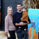 Molly Sims Pumpkin Patch In Beverly Hills