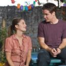 Kevin Connolly and Drew Barrymore