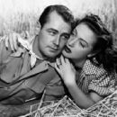 Alan Ladd and Dorothy Lamour