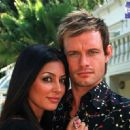 Ben Price and Laila Rouass