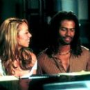 Eric Benet and Mariah Carey