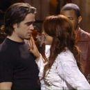 Colin Farrell and Lindsay Lohan