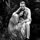 Greta Garbo and Conrad Nagel