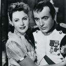 Greta Garbo and Charles Boyer