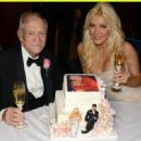 Hugh Hefner and Crystal Harris - 454 x 331