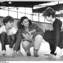 Simone Lang, Jutta Müller, Evelyn Großmann