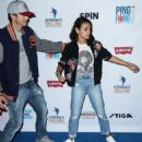 Mila Kunis and Ashton Kutcher – 6th Annual Ping Pong 4 Purpose in LA