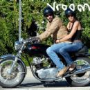 Keanu Reeves and Trinny Woodall