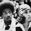 Julius Erving and Turquoise Brown