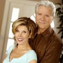 John Larroquette and Christine Baranski