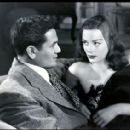 Hazel Brooks and John Garfield