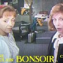 Claude Jade and Corinne Le Poulain