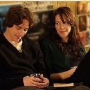 Rebecca Hall and James McAvoy