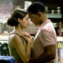 Rosario Dawson and Will Smith