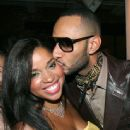 Swizz Beatz and Mashonda Tifrere