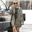 Ashley Tisdale does some shopping at Chanel with her mom in Los Angeles