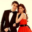 Anne Curtis and Luis Manzano