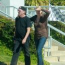 Daryl Hannah looked loved up with Neil Young as they headed to a restaurant in Westlake, California, on Tuesday September 9, 2014 - 454 x 528