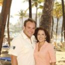David DeLuise and Maria Canals-barrera