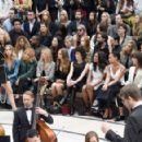 Benedict Cumberbatch-September 21, 2015-Burberry Womenswear Spring/Summer 2016 - Front Row & Runway - 454 x 292