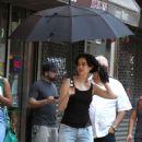 Krysten Ritter – On set of 'Jessica Jones' in New York - 454 x 772