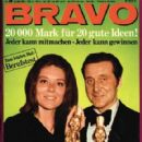 Diana Rigg, Patrick Macnee - Bravo Magazine Cover [Germany] (13 May 1968)