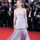 Jessica Chastain : 'Okja' Red Carpet Arrivals - The 70th Annual Cannes Film Festival