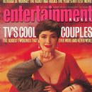 Janine Turner, Rob Morrow - Entertainment Weekly Magazine Cover [United States] (14 February 1992)