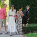 Angelina Jolie attends Labor Day with Daughters party in Santa Monica (September 02, 2019) - 454 x 302