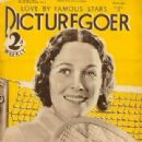 Maureen O'Sullivan - Picturegoer Magazine [United Kingdom] (30 July 1932)
