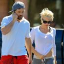 Pamela Anderson Out and About In Malibu