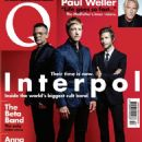 Interpol - Q Magazine Cover [United Kingdom] (October 2018)