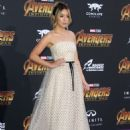 Chloe Bennet – 'Avengers: Infinity War' Premiere in Los Angeles - 454 x 676