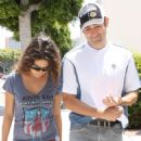 Mila Kunis - With Her Agent In Beverly Hills, 2009-06-17