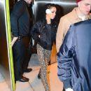 Robert Pattinson & FKA Twig in New York  (November 08, 2014)