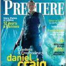 Daniel Craig - Premiere Magazine Cover [France] (June 2011)