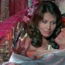Roger Moore and Maud Adams - 454 x 192