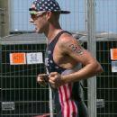 American male triathletes