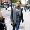Emma Watson's London Shopping Excursion