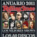 Aerosmith - Rolling Stone Magazine Cover [Argentina] Magazine Cover [Argentina] (1 December 2011)