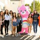 Alexandra Daddario – International Day Of The Girl With CARE And Care Bears in Los Angeles