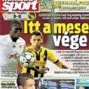 Nemzeti Sport - Nemzeti Sport Magazine Cover [Hungary] (29 August 2014)