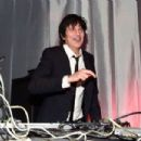 Drummer/DJ Tommy Lee performs onstage during Glazer Palooza and Suits and Sneakers on February 3, 2016 in San Francisco, California.
