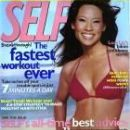 Lucy Liu - Self Magazine Cover [United States] (May 2003)