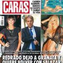 Amalia Granata, Martin Redrado, Luciana Salazar - Caras Magazine Cover [Argentina] (3 March 2015)