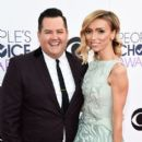 Giuliana Rancic attends The 41st Annual People's Choice Awards at Nokia Theatre LA Live on January 7, 2015 in Los Angeles, California