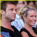 Chelsea Handler and Dave Salmoni