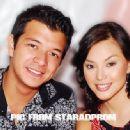 Jericho Rosales and Carmen Soo